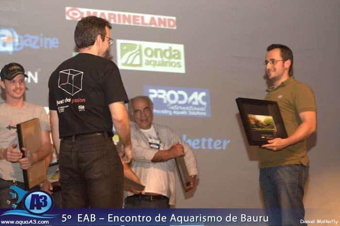 E o primeiro colocado na Categoria Plantados... foi para Luis Carlos Galarraga