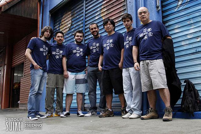 1 25C2 25BA Suikei Tour • 1º Suikei Tour em Suzano- SP