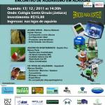Cartaz 3EAA brindes net • 3º EAA – Encontro de Aquarismo em Alagoas.