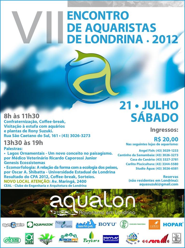 7441294008 f3659dd1e3 b • Sorteio e Divulgação: VII Encontro de Aquaristas de Londrina 2012