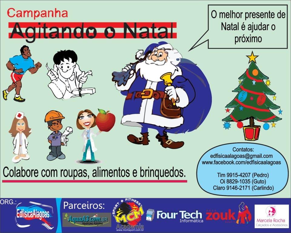 Campanha: Agitando o Natal