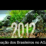 AGA 2011 • Participação dos Brasileiros no AGA 2012