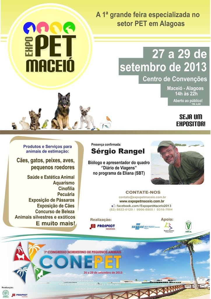 Expo Pet Maceió 2013