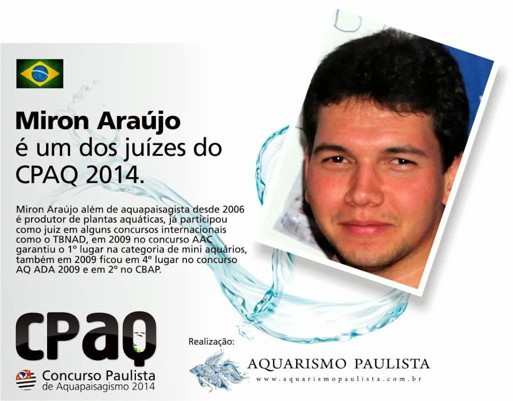 Aquapaisagista Miron Araújo