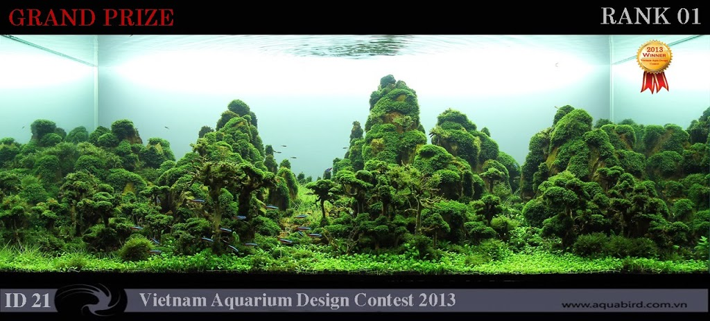 Quan Nguyen Minh Resultado do Vietnam Aquatic Design Contest 2013