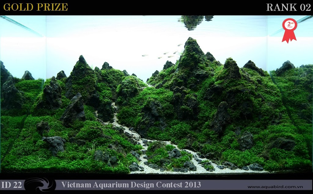 Resultado do Vietnam Aquatic Design Contest 2013 By Quan Nguyen Minh