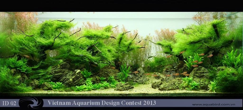 Resultado do Vietnam Aquatic Design Contest 2013