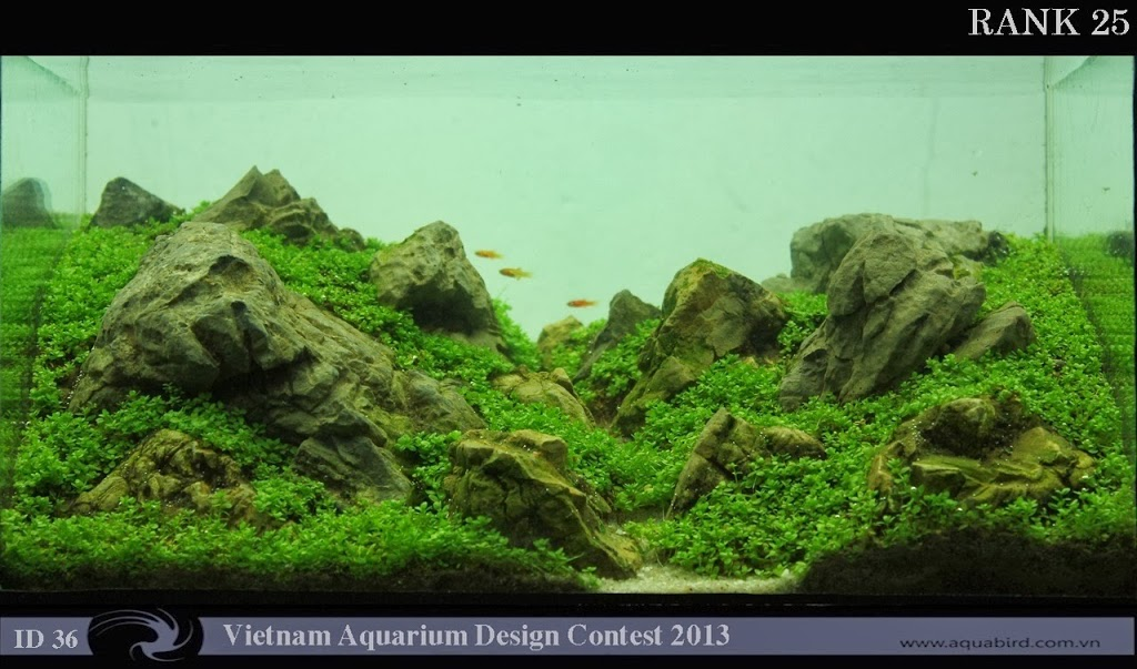 Resultado do Vietnam Aquatic Design Contest 2013