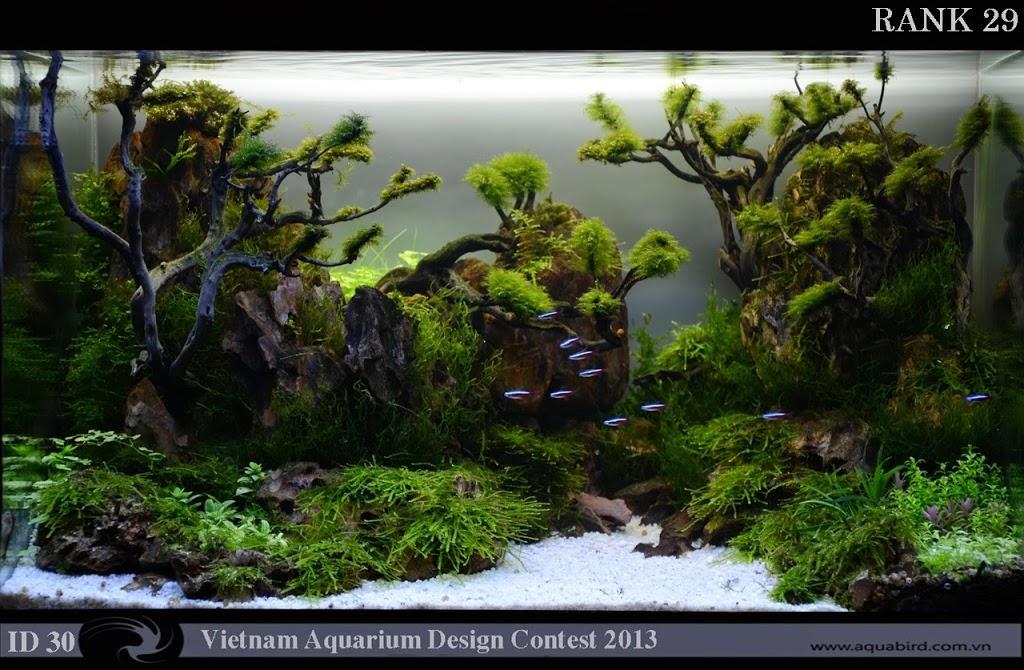 29 Resultado do Vietnam Aquatic Design Contest 2013
