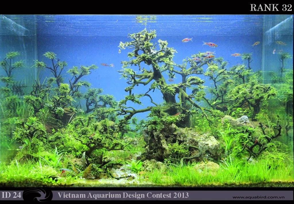 32 Resultado do Vietnam Aquatic Design Contest 2013