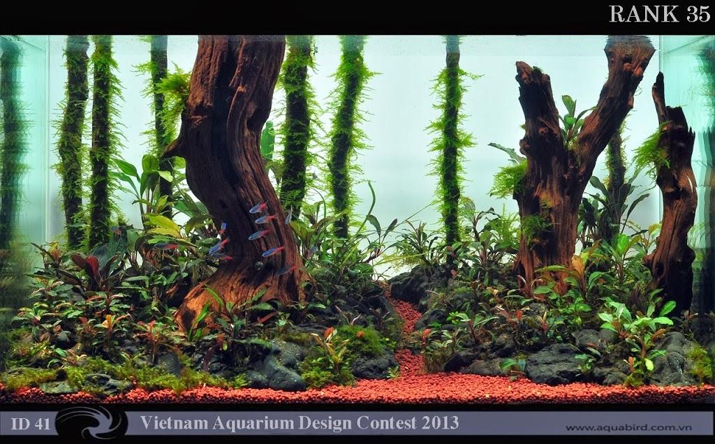 35 Resultado do Vietnam Aquatic Design Contest 2013