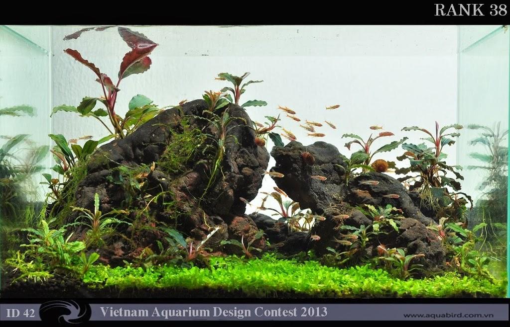 38 Resultado do Vietnam Aquatic Design Contest 2013