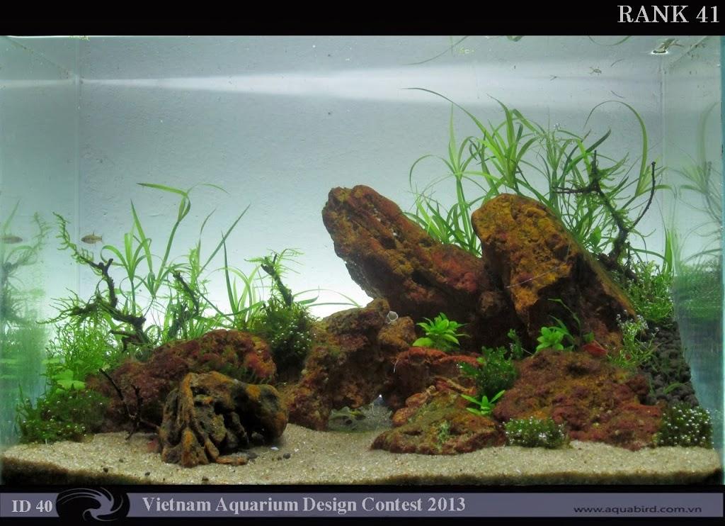41 Resultado do Vietnam Aquatic Design Contest 2013