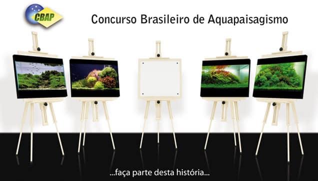 CBAP - Concurso de Aquapaisagismo Brasileiro