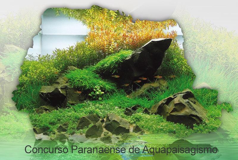 CPA Concurso Paranaense de Aquapaisagismo