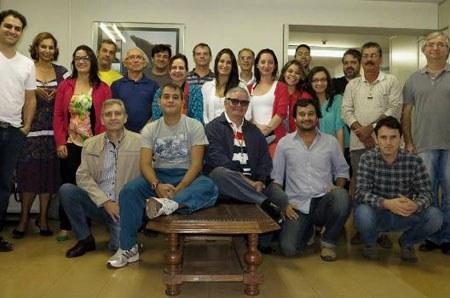 Participantes da oficina de consolidação do PAN