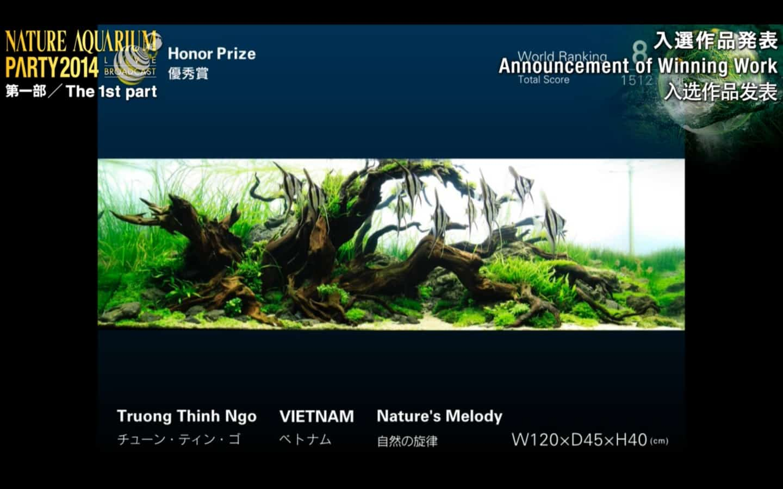 Rank 8º - Truong Thinh Ngo - IAPLC 2014