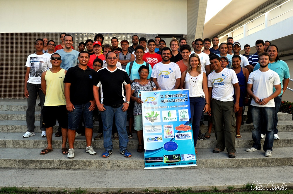 2º Encontro de Aquaristas em Sergipe
