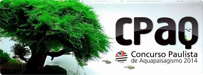 CPAQ – Concurso Paulista de Aquapaisagismo 2014