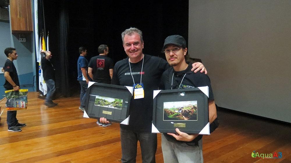 CBAP - Concurso Brasileiro de Aquapaisagismo vencedores - Fernando B