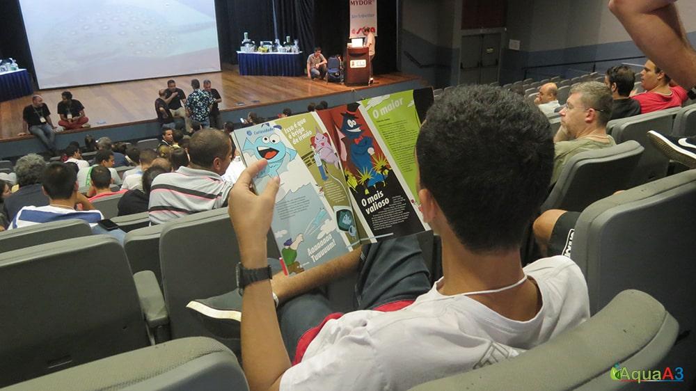 Encontro Brasileiro de Aquarismo (EBA) Revista Aquamagazine