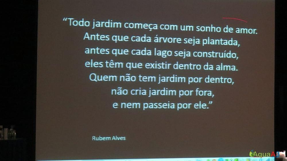 Encontro Brasileiro de Aquarismo (EBA) Rubem Alves