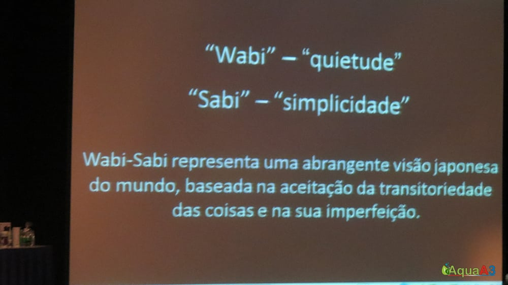 Encontro Brasileiro de Aquarismo (EBA) Wabi sabi