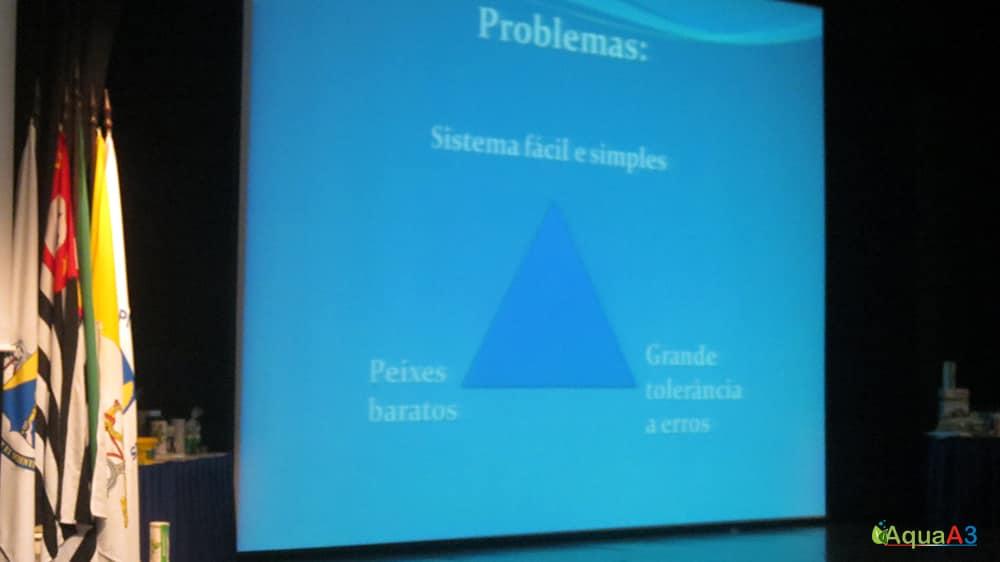 Encontro Brasileiro de Aquarismo (EBA) palestra Renato Moterani sobre problemas jumbos