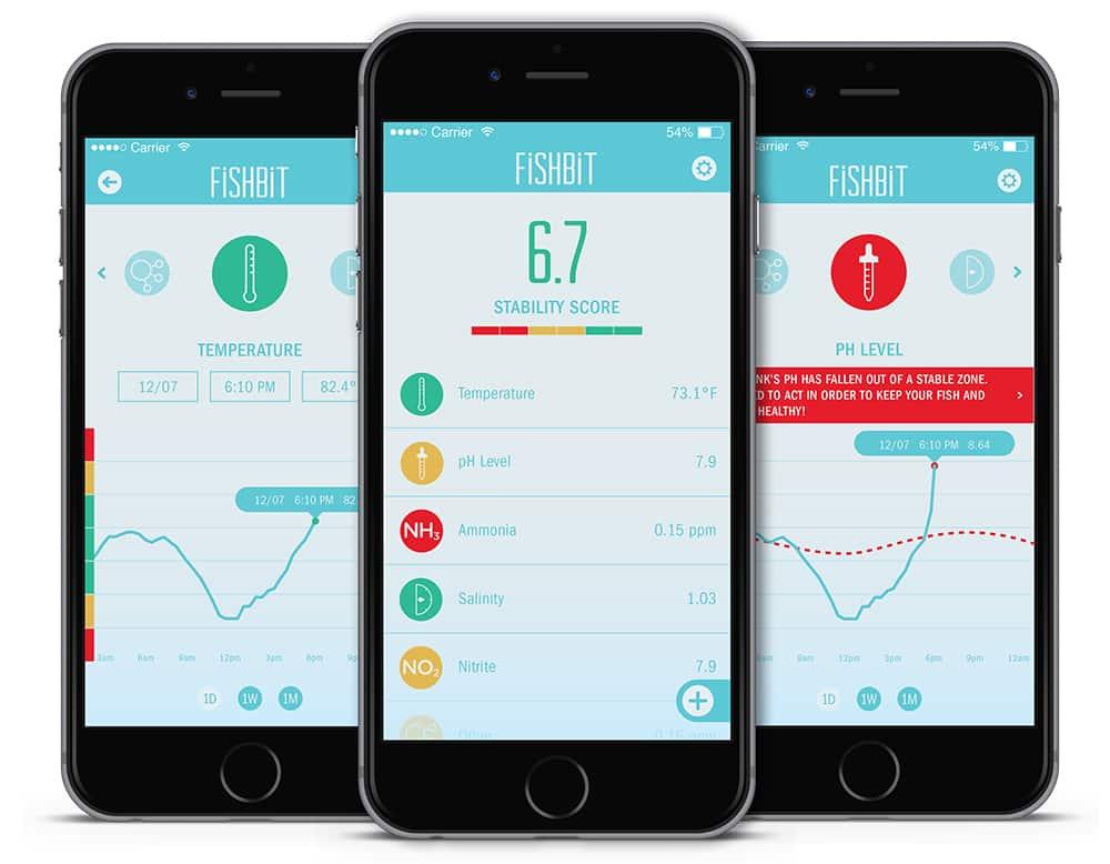 FishBit - Design do aplicativo e seu desenvolvimento