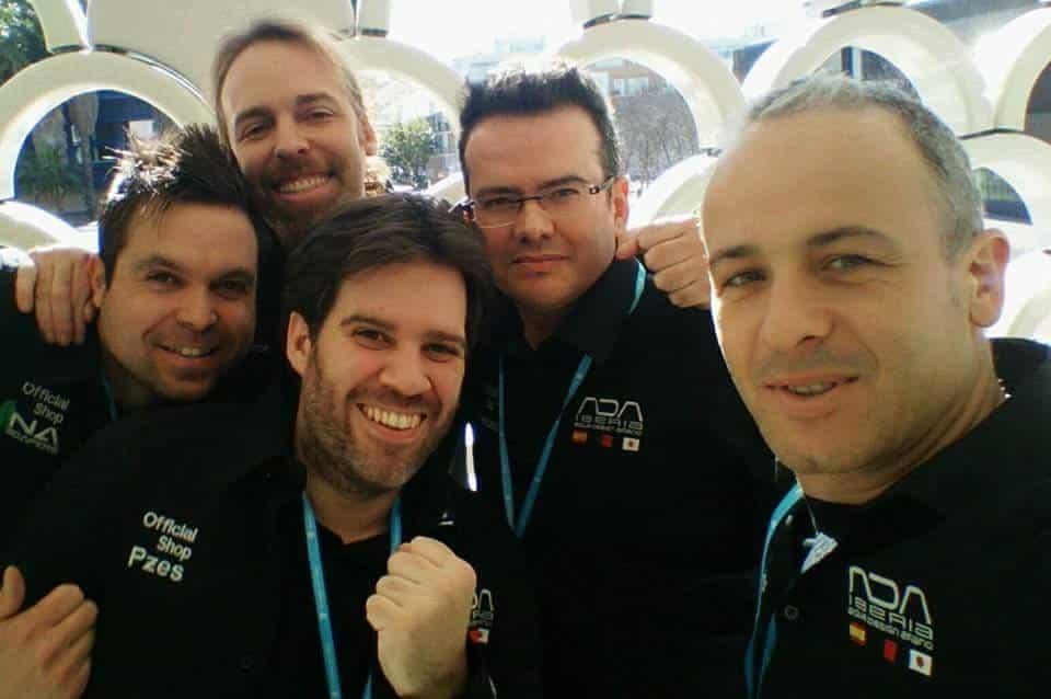 Aquaeden Shop com Rui Alves e equipe ADA