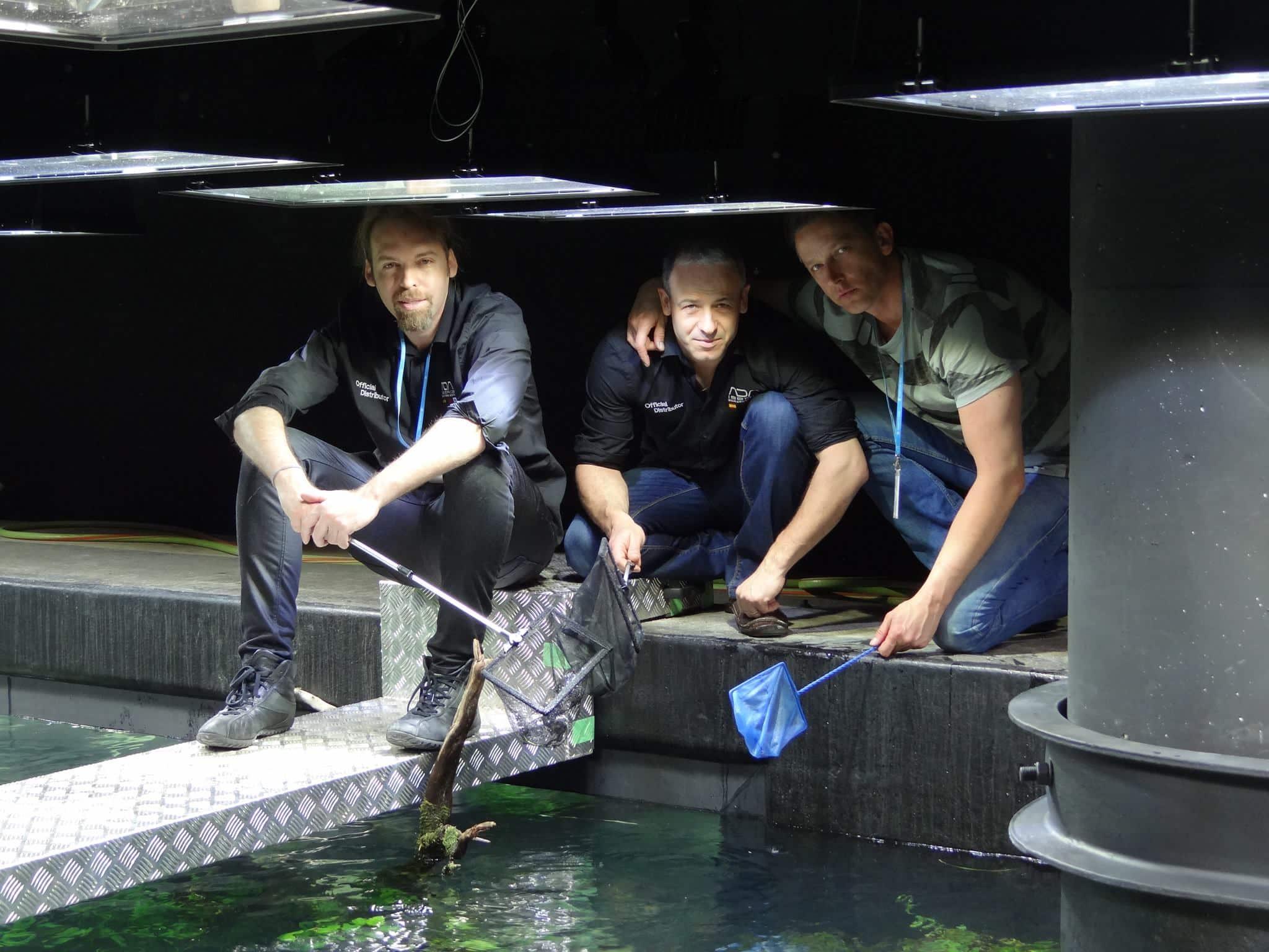 Maior nature Aquarium será em Lisboa