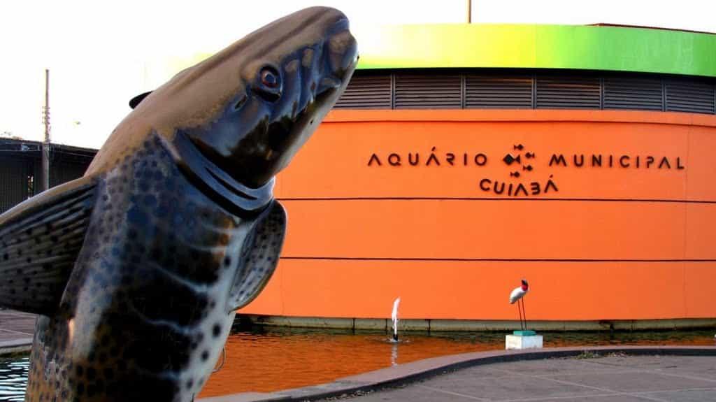 Aquário Municipal de Cuiabá