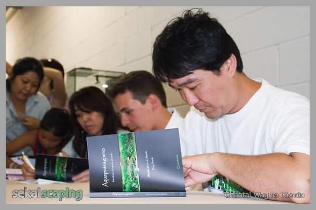 Aquapaisagista Rony Suzuki