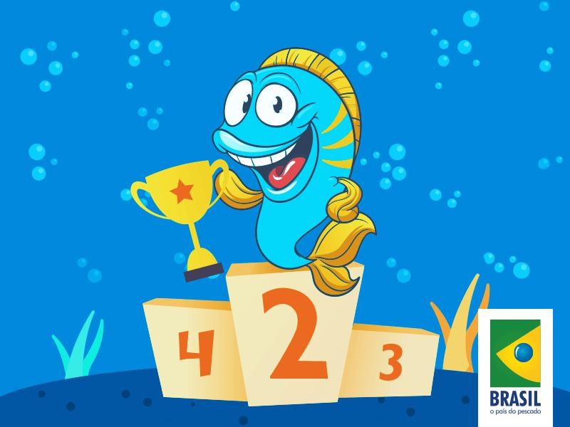 Peixes ornamentais são o segundo PET preferidos pelos brasileiros