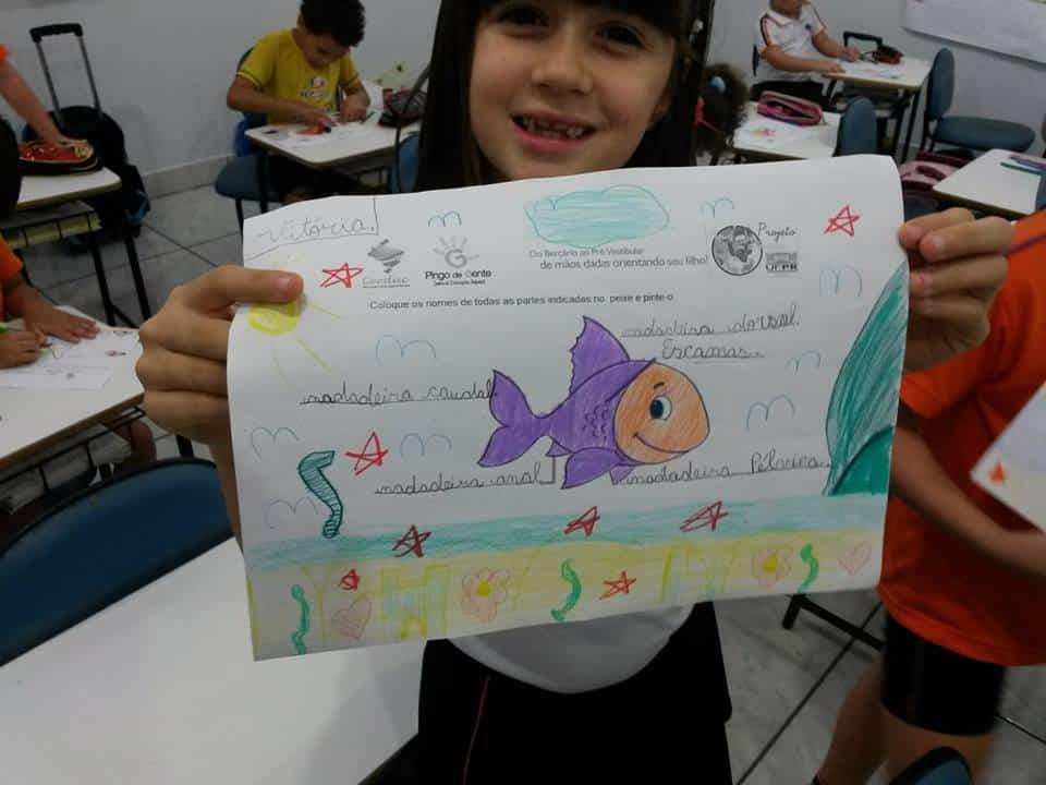 Estudantes do Paraná ensinam aquarismo nas escolas