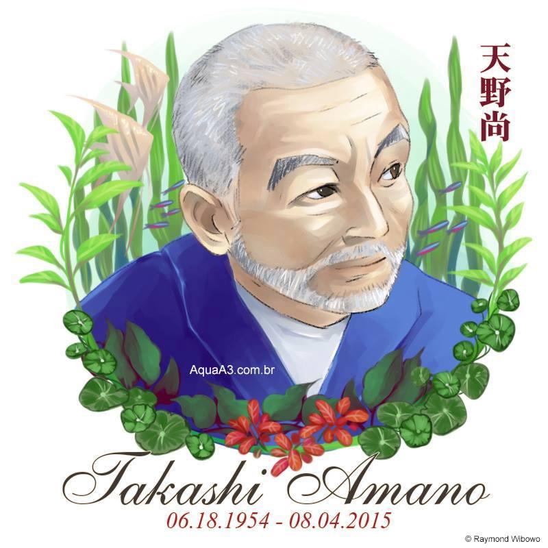 R.I.P Takashi Amano
