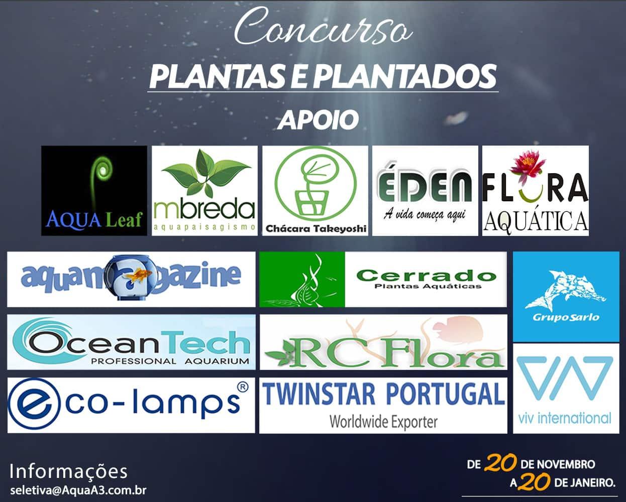 Apoio concurso Plantas e Plantados