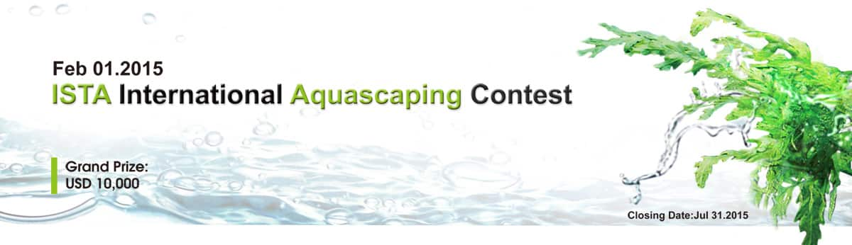 ISTA International Aquascaping Contest