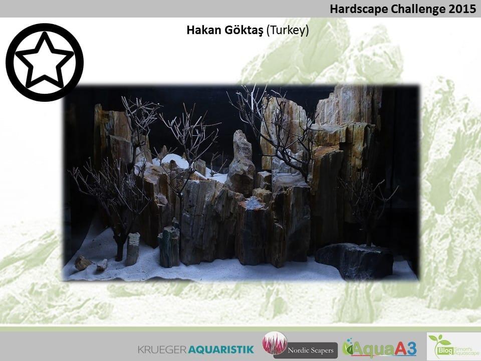 100 rank Hakan Göktaş - NSHC 2015