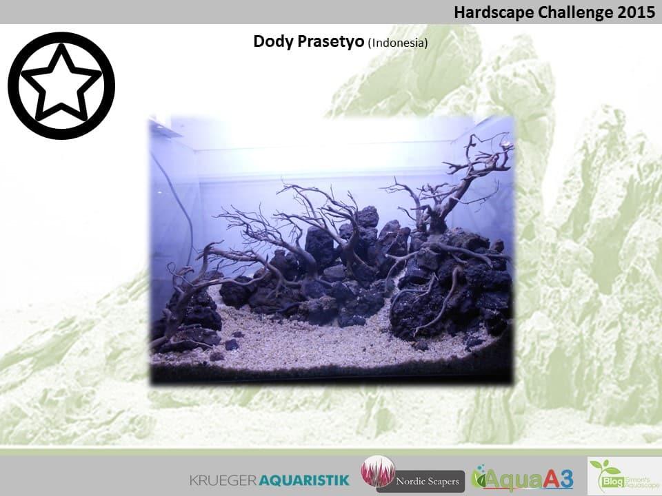 107 rank Dody Prasetyo - NSHC 2015