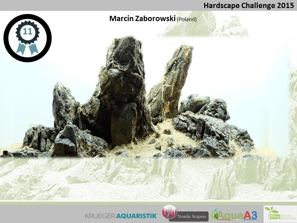 11 rank Marcin Zaborowski - NSHC 2015