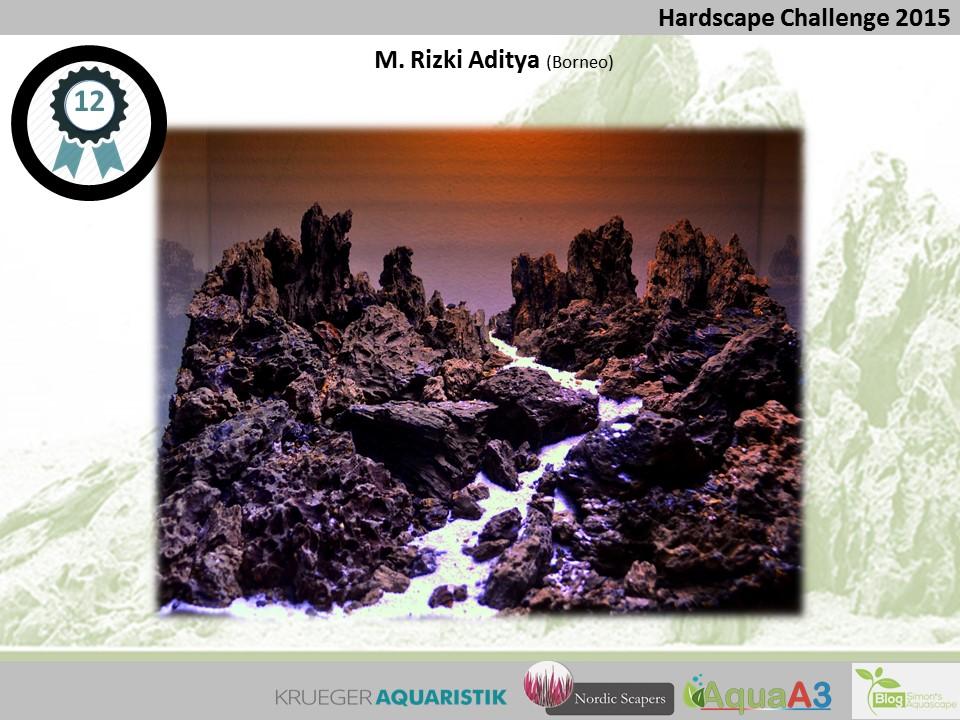 12 rank Didiet Aditya - NSHC 2015