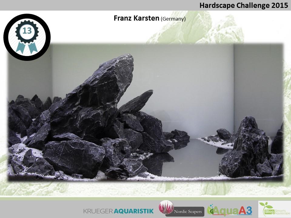 13 rank Franz Karsten - NSHC 2015