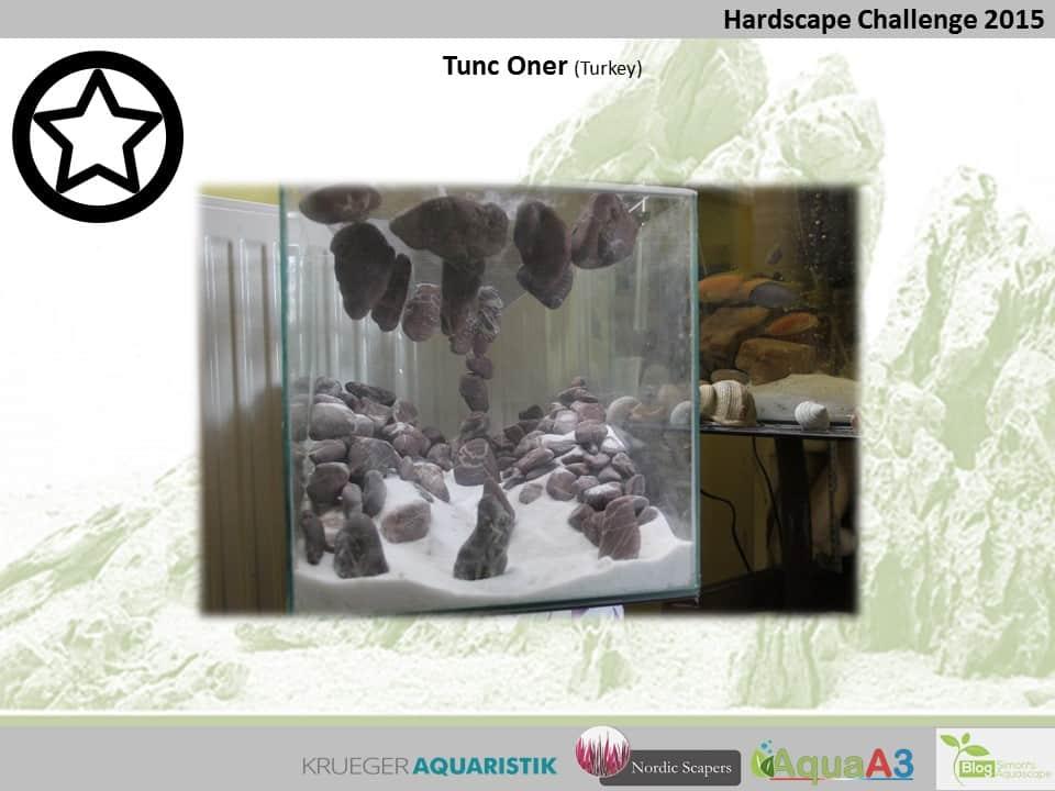 143 rank Tunc Oner - NSHC 2015