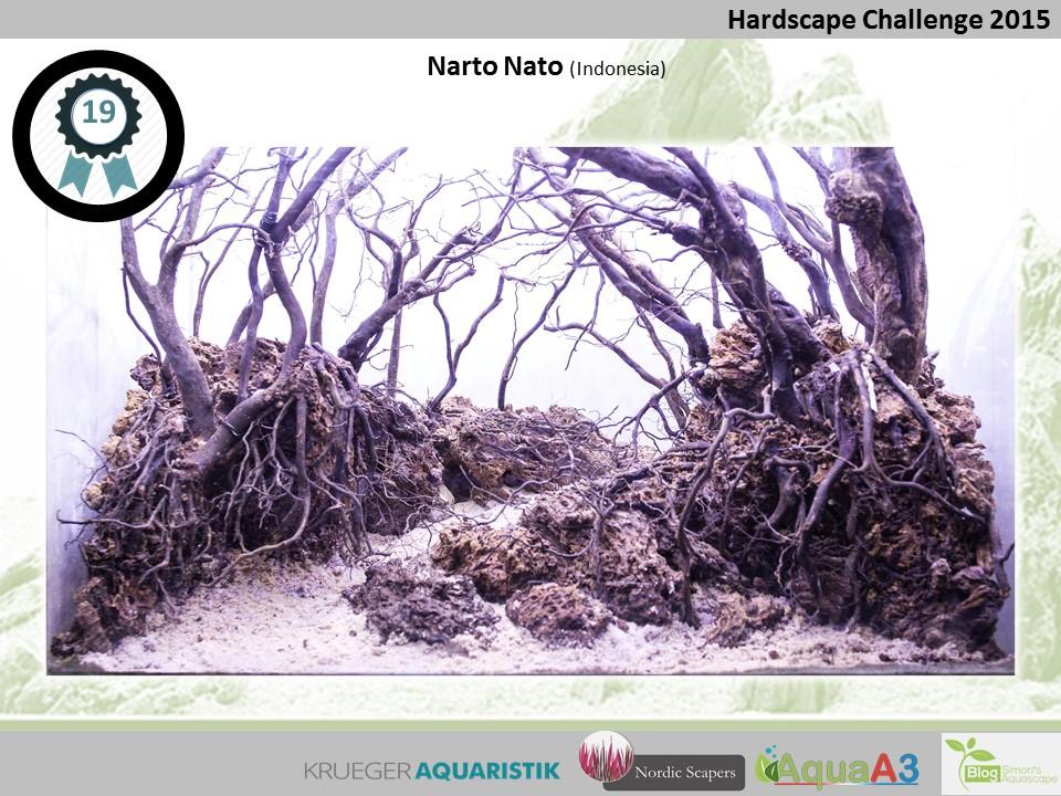 19 rank Narto Nato - NSHC 2015