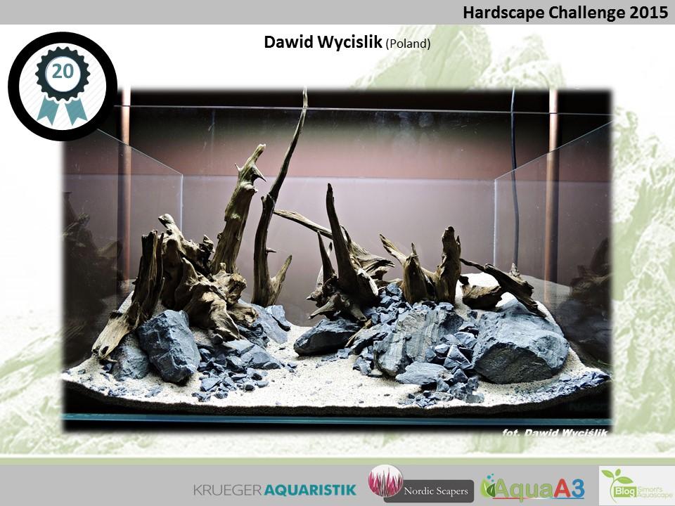 20 rank Dawid Wycislik - NSHC 2015