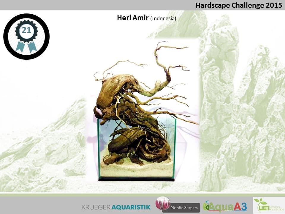 21 rank Heri Amir - NSHC 2015