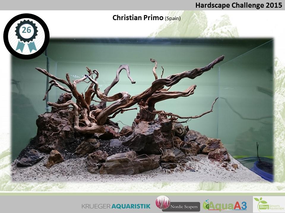 26 rank Christian Primo - NSHC 2015
