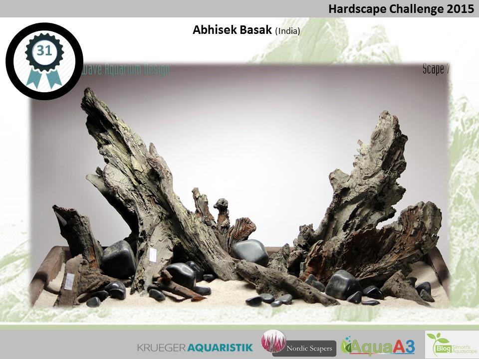 31 rank Abhisek Basak - NSHC 2015