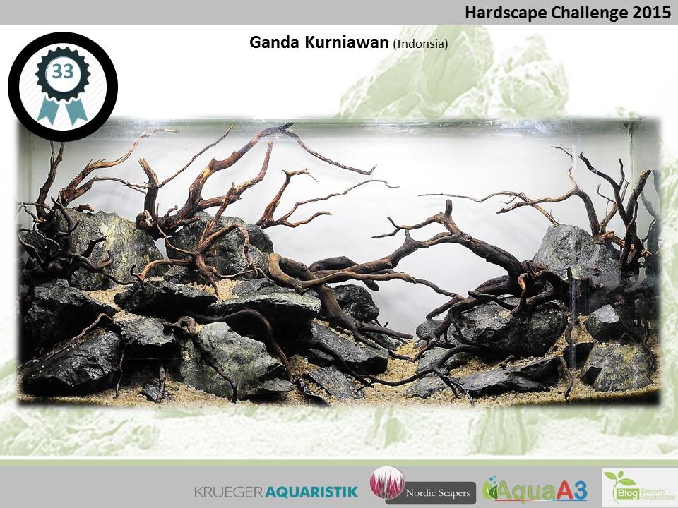 33 rank Ganda Kurniawan - NSHC 2015